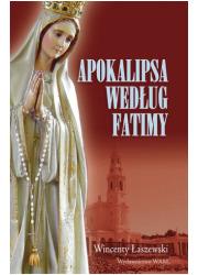 Apokalipsa według Fatimy - okładka książki