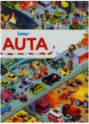 Auta - okładka książki