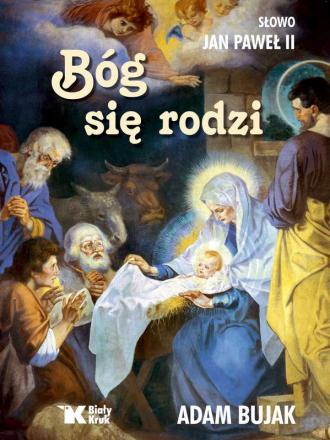 Bóg się rodzi - okładka książki