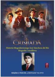 Cristiada (film DVD). Książka z - okładka filmu
