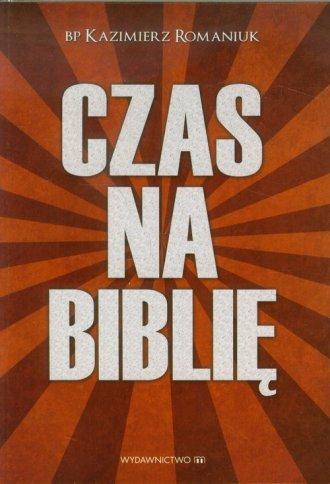 Czas na Biblię - okładka książki