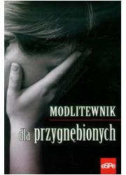 Modlitewnik dla przygnębionych - okładka książki