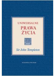 Uniwersalne prawa życia - okładka książki