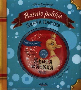 Baśnie polskie. Złota kaczka - okładka książki