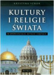 Kultury i religie świata w opowieściach, - okładka książki