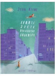 Lekkie życie Barnaby ego Brocketa - okładka książki