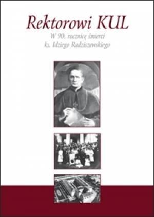 Rektorowi KUL. W 90. rocznicę śmierci - okładka książki