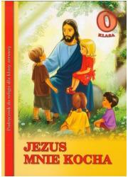 Jezus mnie kocha. Religia. Szkoła - okładka podręcznika