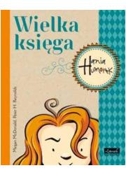 Wielka Księga. Hania Humorek - okładka książki