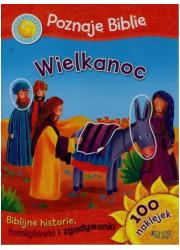 Wielkanoc. Poznaję Biblię - okładka książki