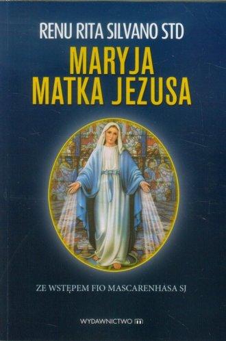 Maryja Matka Jezusa - okładka książki