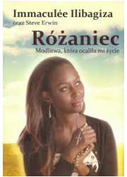 Różaniec, modlitwa która uratowała - okładka książki