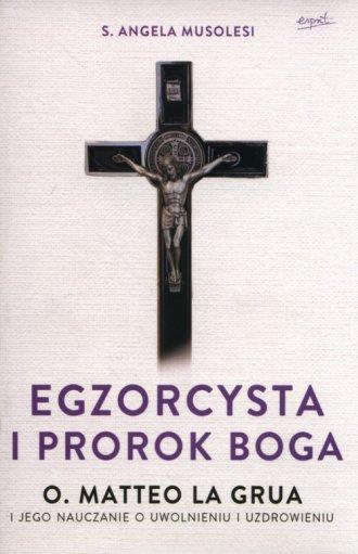 Egzorcysta i prorok Boga - okładka książki