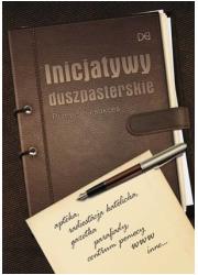 Inicjatywy Duszpasterskie. Przepis - okładka książki