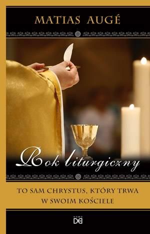 Rok liturgiczny. To sam Chrystus, - okładka książki