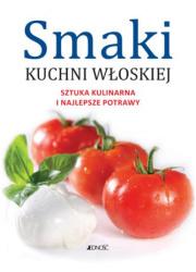 Smaki kuchni włoskiej - okładka książki