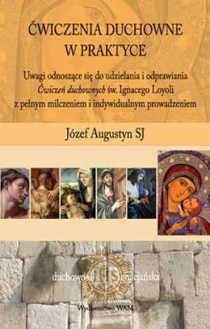 Ćwiczenia duchowne w praktyce - okładka książki