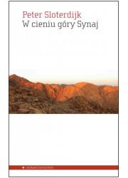 W cieniu góry Synaj - okładka książki