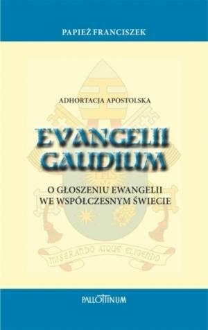 Adhortacja apostolska Evangelii - okładka książki