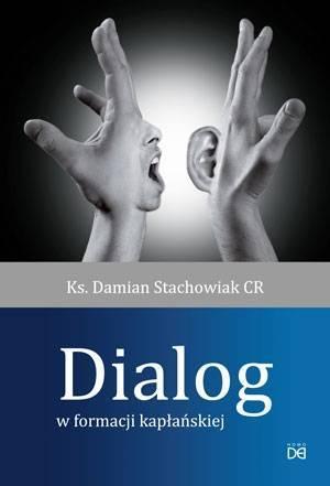 Dialog w formacji kapłańskiej - okładka książki
