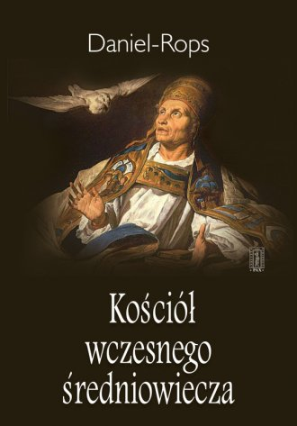 Kościół wczesnego średniowiecza - okładka książki