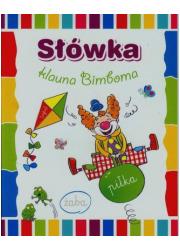 Słówka klauna Bimboma - okładka książki