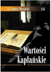 Wartości kapłańskie - okładka książki