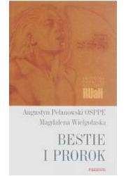 Bestie i prorok - okładka książki