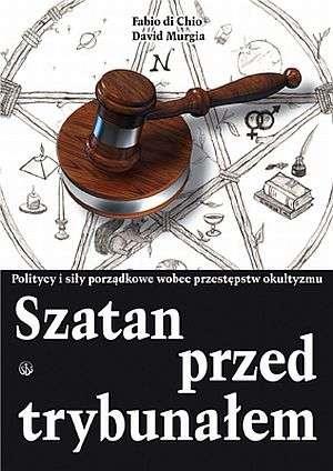 Szatan przed trybunałem. Politycy - okładka książki