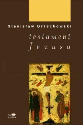 Testament Jezusa - okładka książki