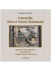 Concordia Novi et Veteris Testamenti. - okładka książki
