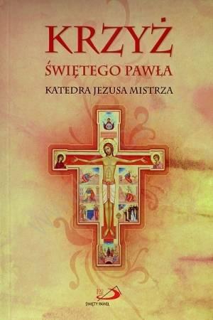 Krzyż Świętego Pawła. Katedra Jezusa - okładka książki