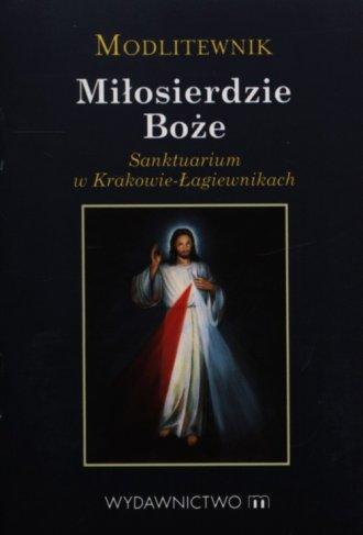 Modlitewnik. Miłosierdzie Boże. - okładka książki