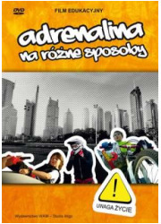 Adrenalina na różne sposoby (DVD) - okładka filmu
