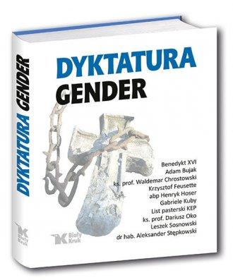 Dyktatura gender - okładka książki
