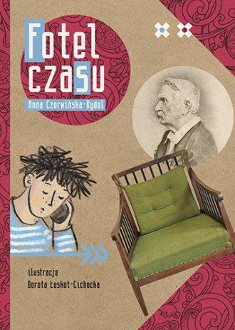 Fotel czasu - okładka książki