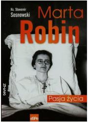 Marta Robin. Pasja życia - okładka książki