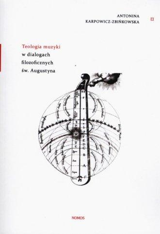 Teologia muzyki w dialogach filozoficznych - okładka książki