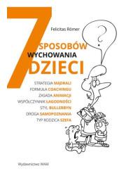 7 sposobów wychowania dzieci - okładka książki