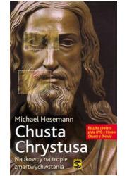 Chusta Chrystusa. Naukowcy na tropie - okładka książki