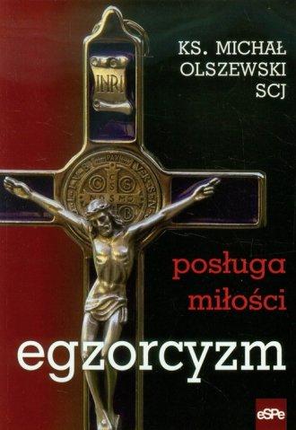 Egzorcyzm. Posługa miłości - okładka książki