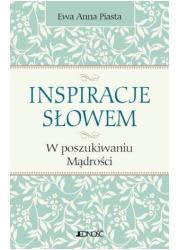 Inspiracje słowem. W poszukiwaniu - okładka książki