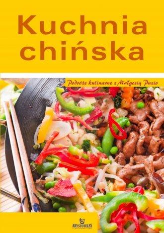 Kuchnia chińska - okładka książki