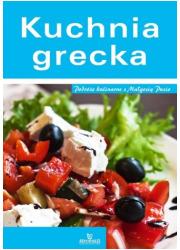 Kuchnia grecka - okładka książki