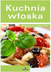 Kuchnia włoska - okładka książki