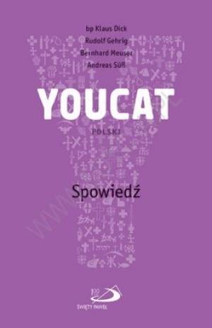 Youcat. Spowiedź - okładka książki