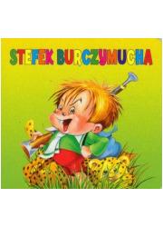 Stefek Burczymucha - okładka książki