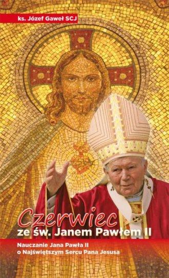 Czerwiec ze św. Janem Pawłem II. - okładka książki