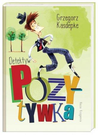 Detektyw Pozytywka - okładka książki