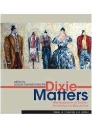 Dixie Matters. New Perspectives - okładka książki